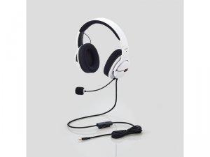 ゲーミングヘッドセット/ARMA/オーバーヘッド/ホワイト