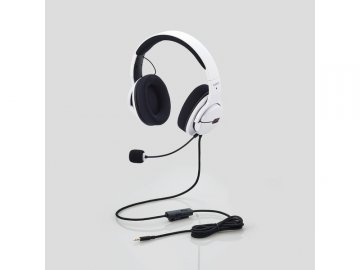 HS-ARMA100WH 01 ゲーム ゲームデバイス ヘッドセット