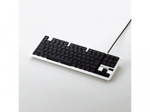 ゲーミングキーボード/ARMA/薄型メカニカル/5000万回耐久スイッチ/日本語配列/有線/ホワイト