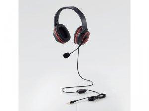 ゲーミングヘッドセット/HS-G30/オーバーヘッド/ブラック