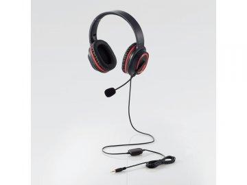 HS-G30BK 01 ゲーム ゲームデバイス ヘッドセット