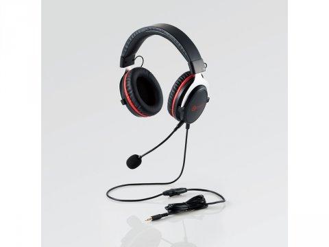 ゲーミングヘッドセット/HS-G40/オーバーヘッド/ブラック
