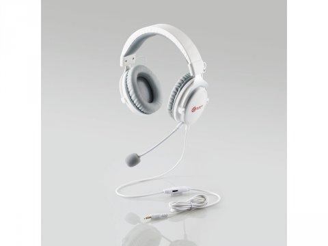 ゲーミングヘッドセット/HS-G40/オーバーヘッド/ホワイト