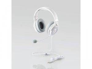 ゲーミングヘッドセット/HS-G60/オーバーヘッド/ホワイト