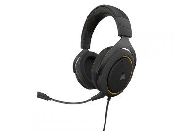 CA-9011214-AP /HS60 PRO Surround Yellow 01 ゲーム ゲームデバイス ヘッドセット