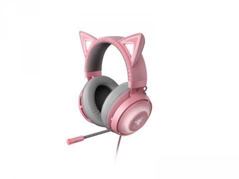 Razer Kraken Kitty - Quartz Pink