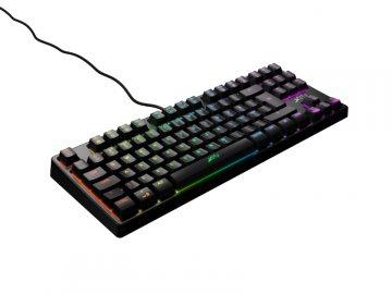 701172 K4 TKL RGB 01 ゲーム ゲームデバイス キーボード