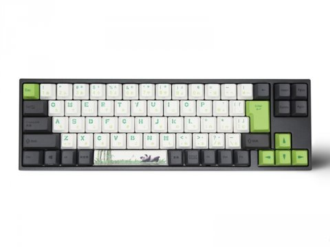 Varmilo 73 Panda JIS Keyboard  CHERRY MX シルバー軸