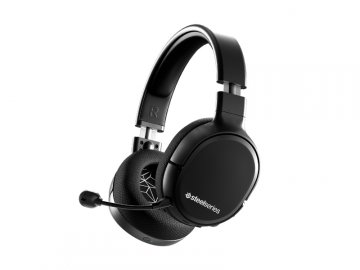 SteelSeries Arctis 1 Wireless /61512 01 ゲーム ゲームデバイス ヘッドセット