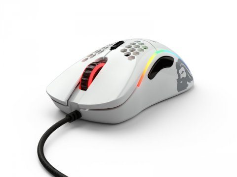 Glorious Model D Mouse (Glossy White)