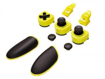 ESWAP YELLOW COLOR PACK /4160763 01 ゲーム ゲームデバイス ゲームパッド