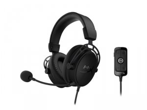 HyperX Cloud Alpha S - Gaming Headset (Black)