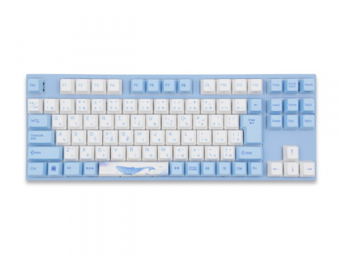 Varmilo 92 Sea Melody JIS Keyboard CHERRY MX シルバー軸