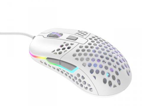 701302 M42 RGB ホワイト ゲーミングマウス 01 ゲーム ゲームデバイス マウス