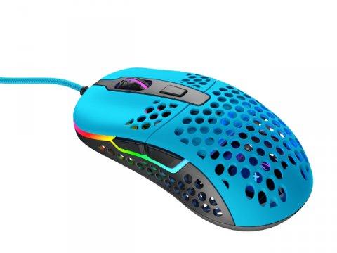701304 M42 RGB ブルー ゲーミングマウス