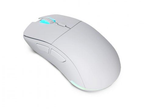 Pwnage Ultra Custom Wireless Symm Solid white
