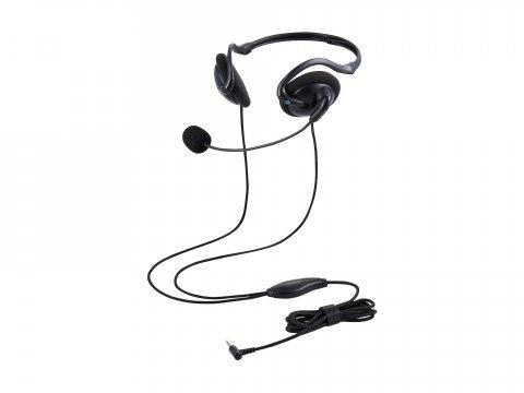HS-NB06TBK 01 周辺機器 ゲーム PCサウンド | オーディオ関連 ヘッドセット