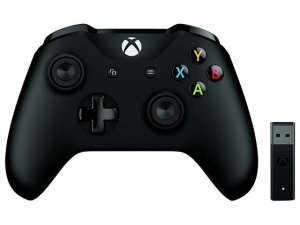 Xbox Controller + Wireless Adapter for Windows 10 (Xbox コントローラー ※Windows 10用 ワイヤレスアダプター 付き)