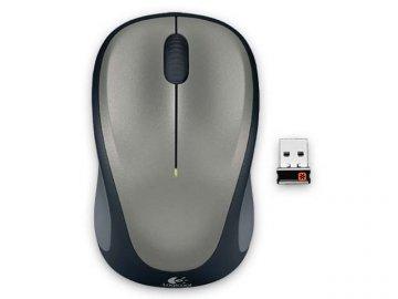 Logicool Wireless Mouse m235 M235rSV 01 PCパーツ 周辺機器 モバイル 入力デバイス マウス