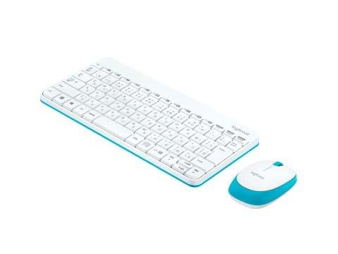 Logicool WirelessComboMK245NANO MK245nWH