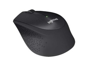 Logicool M331 SILENT PLUS Wireless Mouse ブラック