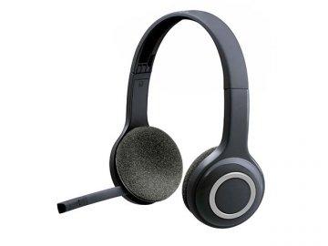 Logicool Wireless Headset H600 H600R 01 PCパーツ 周辺機器 PCサウンド | オーディオ関連 ヘッドセット