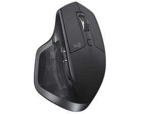 Logicool MX MASTER 2S Wireless Mouse グラファイト コントラスト