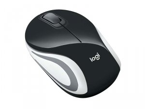 Logicool Wirelesss Mini Mouse M187r ブラック