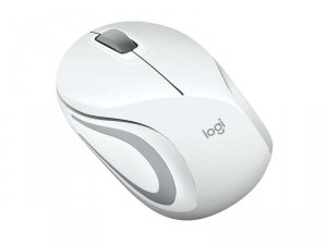 Logicool Wirelesss Mini Mouse M187r ホワイト