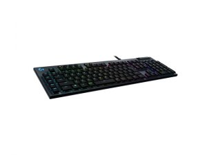 Logicool G813 LIGHTSYNC RGB Mechanical Gaming Keyboards-Clicky