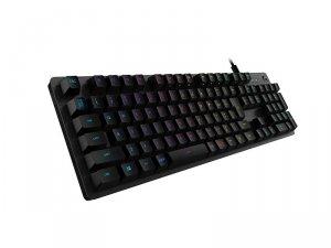 Logicool G512 Carbon RGB Mechanical Gaming Keyboard-Tactile