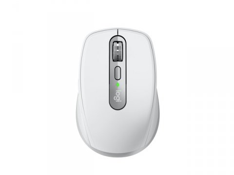 Logicool® MX Anywhere 3 Compact Performance Mouseペイルグレー