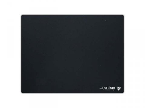 ARTISAN 零 ZR-XS-BK-M ブラック 01 ゲーム ゲームアクセサリー マウスパッド