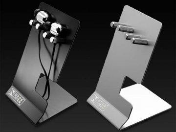 NB-ESTA01AS (銀モデル) 01 PCパーツ 周辺機器 ゲーム PCサウンド | オーディオ関連 ヘッドセット