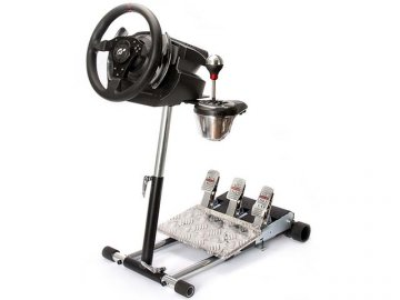 Wheel Stand Pro for T500RS - DELUXE V2 01 ゲーム ゲームアクセサリー ゲーミングデスク・シート