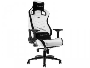 noblechairs EPIC Premium White