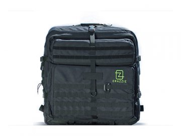 CRAZZIE GTR-1 PC Tower Backpack 01
