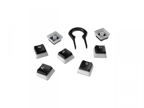 HyperX Double Shot PBT Keycaps
