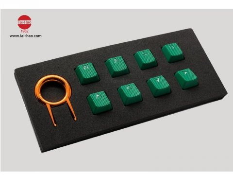 th-rubber-keycaps-green-8 01 ゲーム ゲームデバイス キーボード