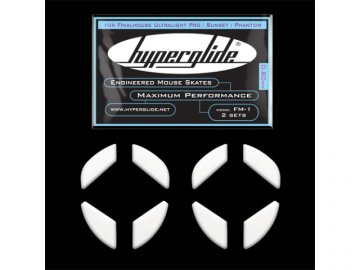 Hyperglide FM-1 /HGMS-FM-1 01 ゲーム ゲームアクセサリー マウスソール