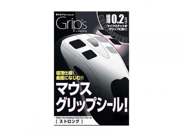 Grips for Gaming Strong /BFGPRGMP 01 ゲーム ゲームアクセサリー マウス用滑り止め