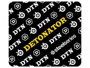 SteelSeries QcK Large DeToNator Edition