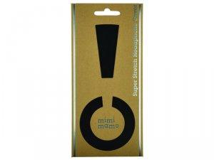mimimamo スーパーストレッチ・ヘッドホンカバー 黒 Lサイズ