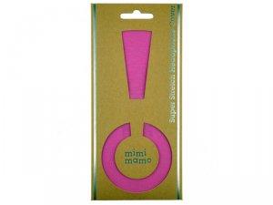 mimimamo スーパーストレッチ・ヘッドホンカバー ピンク Lサイズ