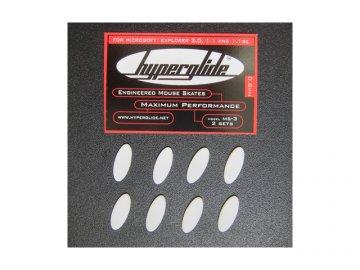 Hyperglide MS-3 /HGMS-MS-3 01 ゲーム ゲームアクセサリー マウスソール