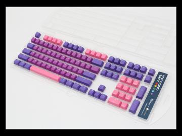 dk-ultra-violet-keycap-set 01 PCパーツ 周辺機器 モバイル ゲーム 入力デバイス キーボード
