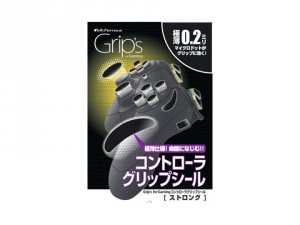 Grips for Gaming コントローラグリップシール 【ストロング】