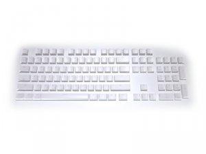 フローティングタイプ104 キートップセット英語版 ホワイト