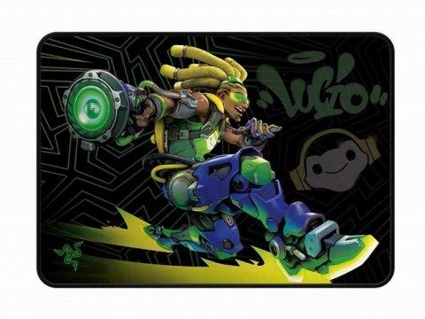 Goliathus Medium Speed - Overwatch Lucio 01 ゲーム ゲームアクセサリー マウスパッド