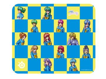 SteelSeries QcK Tokimeki Edition /63813 01 ゲーム ゲームアクセサリー マウスパッド